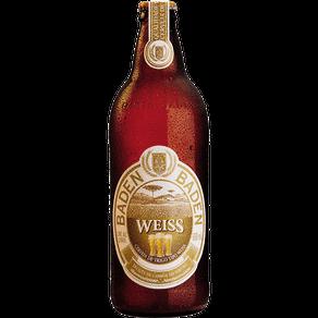 Cerveja Baden Baden Weiss 600ml