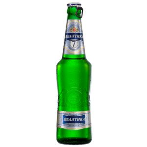 Cerveja Baltika 7 Export 470ml