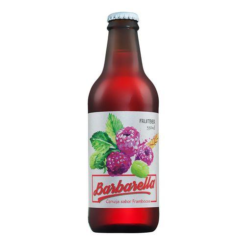 Cerveja Barbarella Framboesa 330ml
