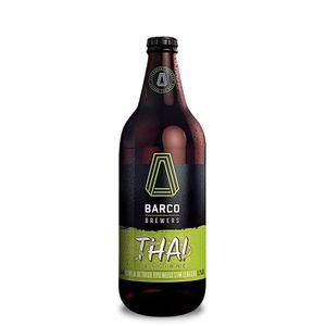 Cerveja Barco Thai Weiss 600ml + 75 KM