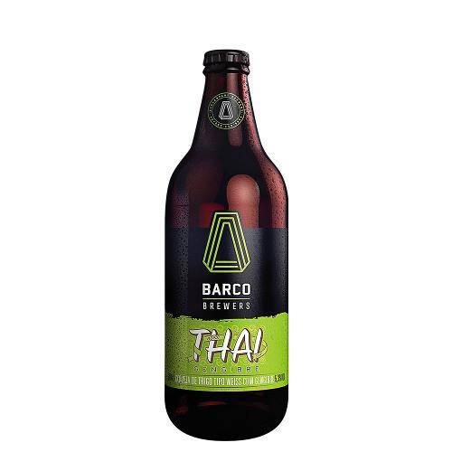 Cerveja Barco Thai Weiss 600ml