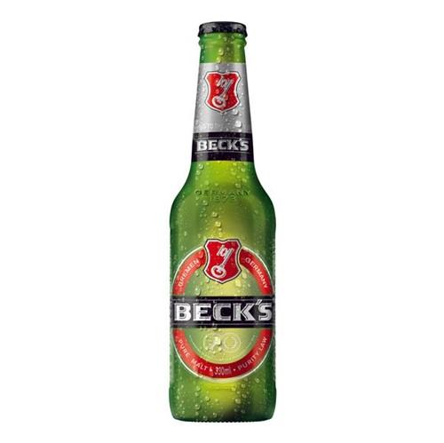 Cerveja Beck'S 330ml Long Neck