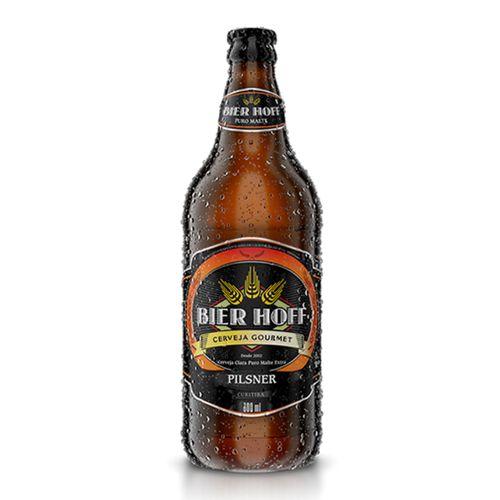 Cerveja Bier Hoff Bohemian Pilsner 600ml