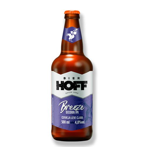 Cerveja Bier Hoff Breeze Session IPA 500ml