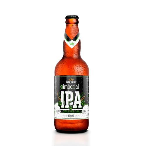 Cerveja Bier Hoff Imperial Ipa 500ml