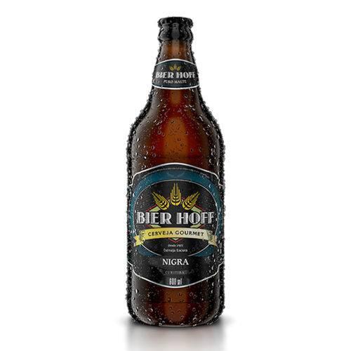 Cerveja Bier Hoff Nigra 600ml