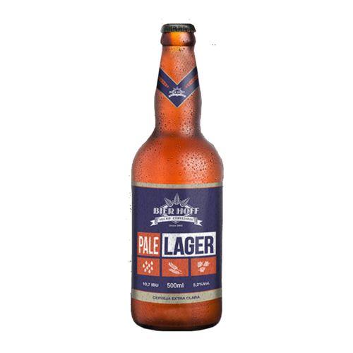 Cerveja Bier Hoff Pale Lager 500ml