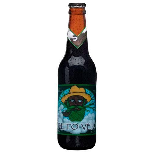 Cerveja Bier Hoff Preto Véio 355ml