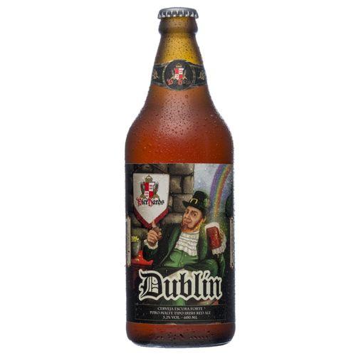 Cerveja Bier Nards Dublin Irish Red Ale 600ml
