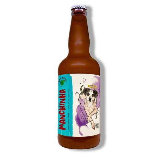 Cerveja Bier Nards Manchinha Amber Ale 500ml