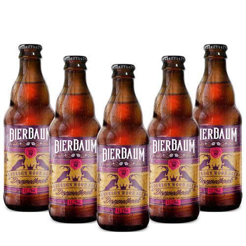 Cerveja Bierbaum Doppelbock Bourbon Wood Aged