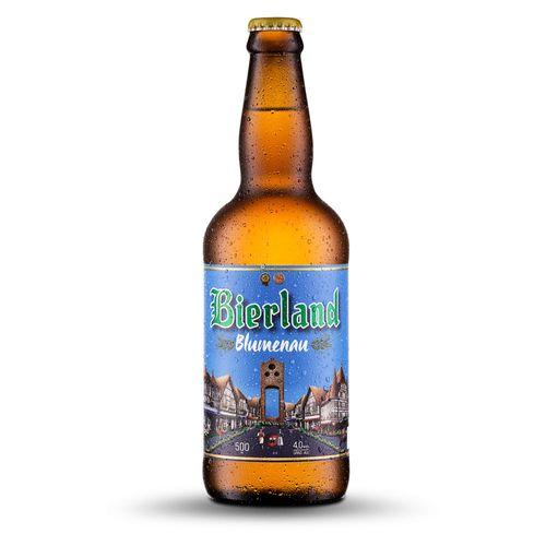 Cerveja Bierland Blumenau 500ml