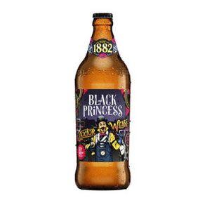 Cerveja Black Princess Weiss 600ml