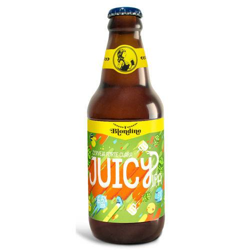Cerveja Blondine Juicy Ipa 310ml