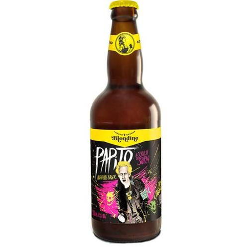 Cerveja Blondine Papito Ipl 500ml