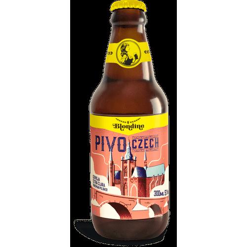 Cerveja Blondine Pivo Czech 300ml