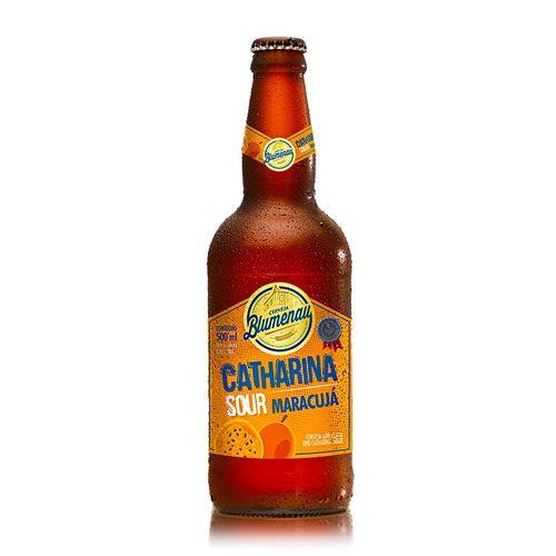 Cerveja Blumenau Catharina Sour Maracujá 500ml