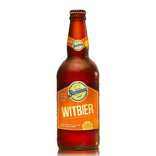Cerveja Blumenau Witbier 500ml