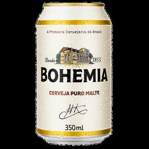 Cerveja Bohemia 350ml (Lata)