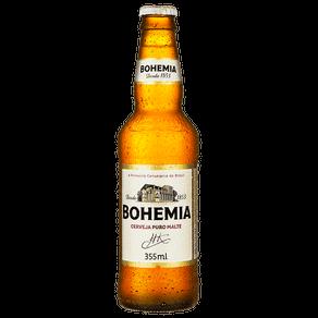 Cerveja Bohemia 355ml (Long Neck)