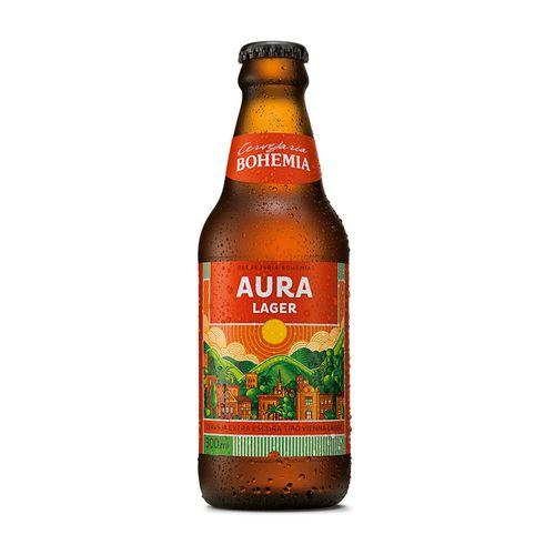 Cerveja Bohemia Aura Lager 300ml