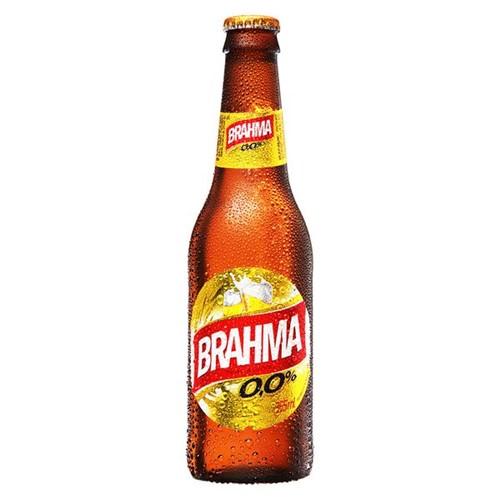 Cerveja Brahma Zero 355ml Long Neck