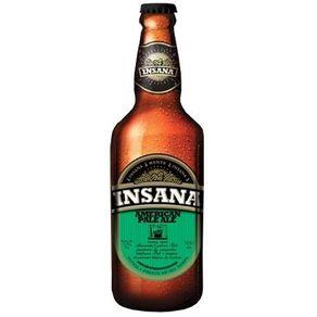 Cerveja Brasileira Insana American Pale Ale 500ml