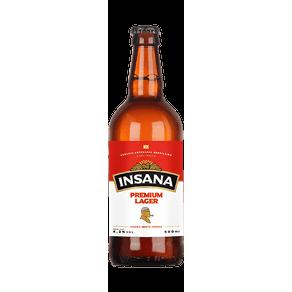 Cerveja Brasileira Insana Premium Lager 500ml