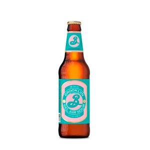 Cerveja Brooklyn Bel Air Sour 330ml + 26 KM