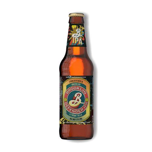 Cerveja Brooklyn Defender IPA 355ml