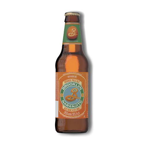 Cerveja Brooklyn Naranjito Pale Ale 355ml