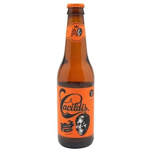 Cerveja Cacildis 355ml L N Puro Malte