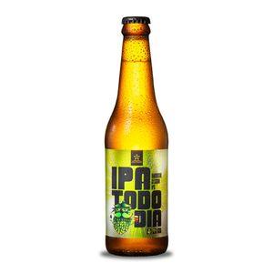 Cerveja Campinas IPA Todo Dia 355ml + 17 KM