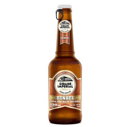 Cerveja Cidade Imperial 330ml L N Dunkel