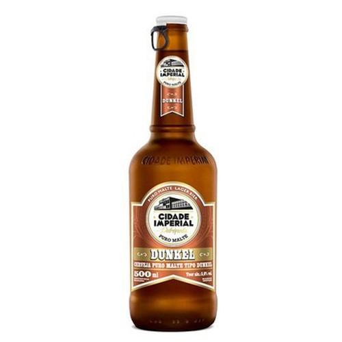 Cerveja Cidade Imperial 500ml Dunkel