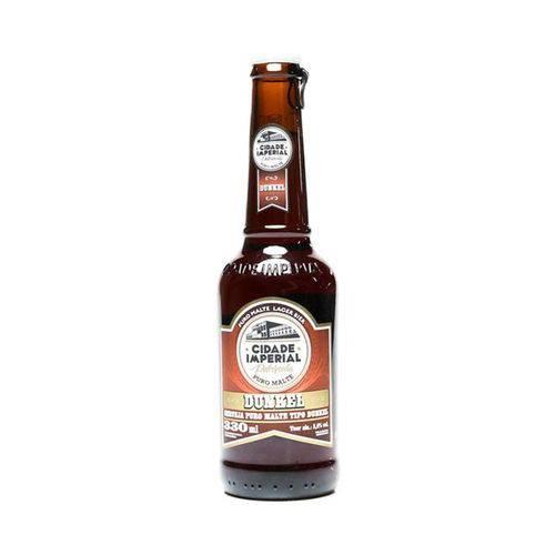 Cerveja Cidade Imperial Dunkel 330ml
