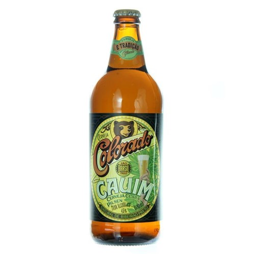 Cerveja Colorado 600ml Pilsen Cauim