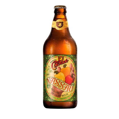 Cerveja Colorado Nassau 600ml
