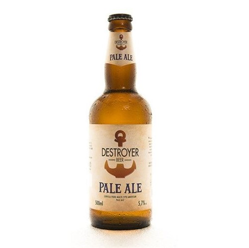Cerveja Destroyer 500ml Pale Ale