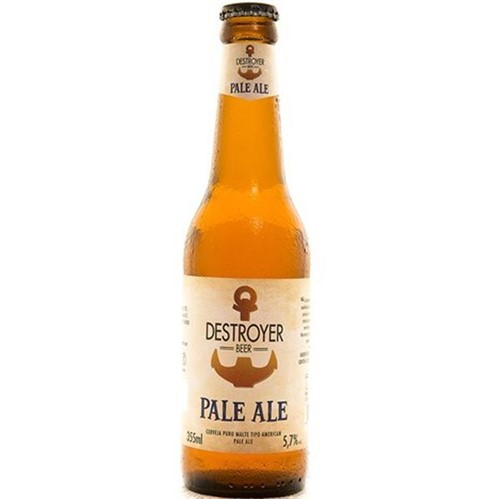 Cerveja Destroyer 355ml Pale Ale