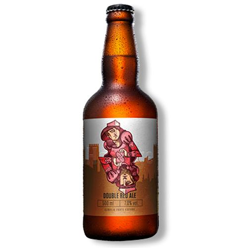 Cerveja Heilige Double Red American Pale Ale 500ml