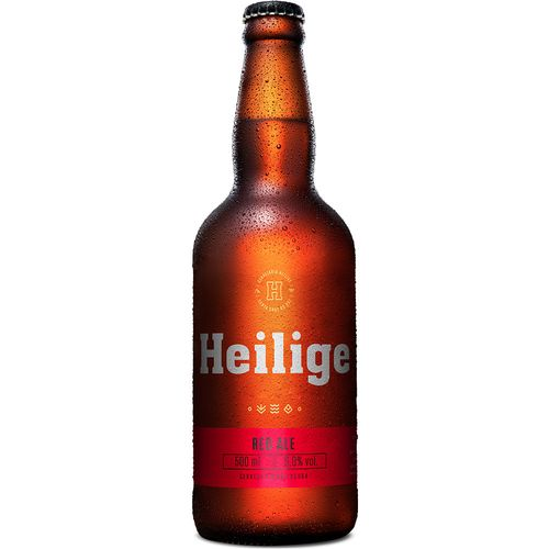 Cerveja Heilige Red Ale 500ml