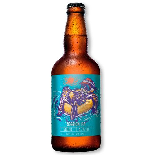 Cerveja Heilige Session IPA 500ml