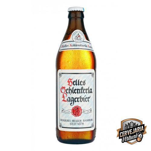 Cerveja Helles Schlenkerla Lager 500ml