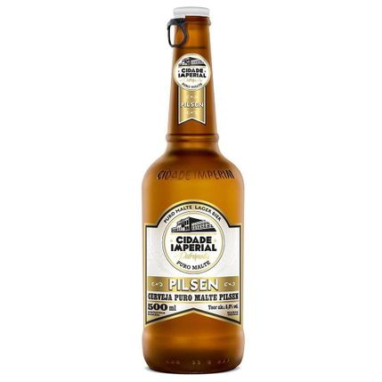 Cerveja Imperial Pilsen 500Ml