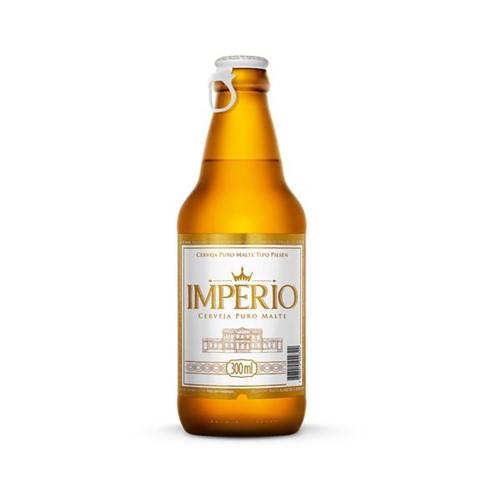 Cerveja Imperio 300ml Puro Malte