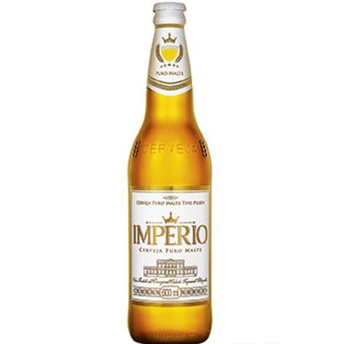 Cerveja Imperio 600ml Puro Malte Desc