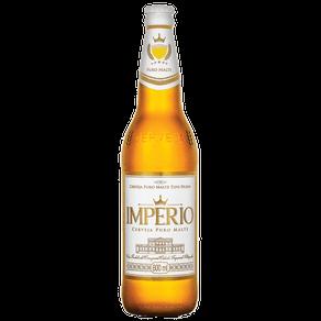 Cerveja Império Pilsen 600ml