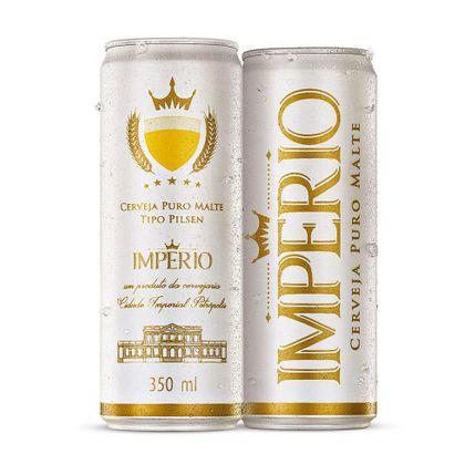 Cerveja Império Pilsen Lt 350Ml