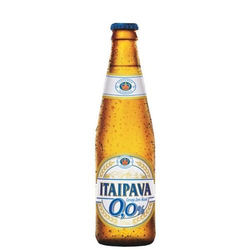 Cerveja Itaipava 0%Alcool 355ml L.N